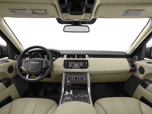 2015 Land Rover Range Rover Sport Hse Indianapolis In Carmel Fishers Noblesville Indiana Salwr2vf6fa612448
