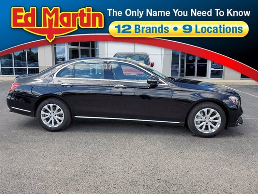 2017 mercedes benz e class indianapolis in carrmel fishers noblesville indiana wddzf4kb0ha093626 ed martin automotive group