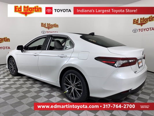 2021 Toyota Camry Xle Indianapolis In Carmel Fishers Noblesville Indiana 4t1f11bk5mu021528